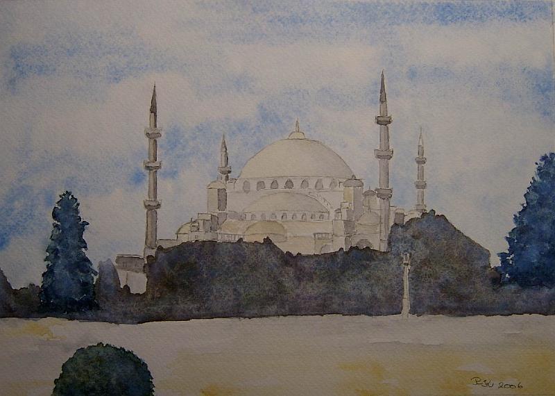 Den-Blaa-Moske-Istanbul