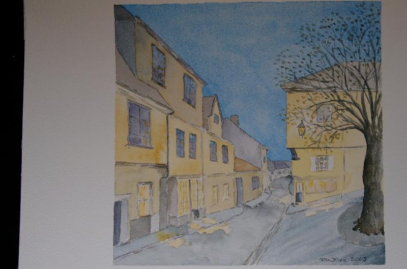 Elm-Hill-Norwich-Englang
