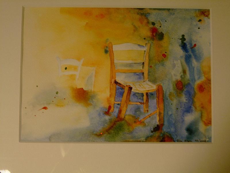 Knaekket-stol