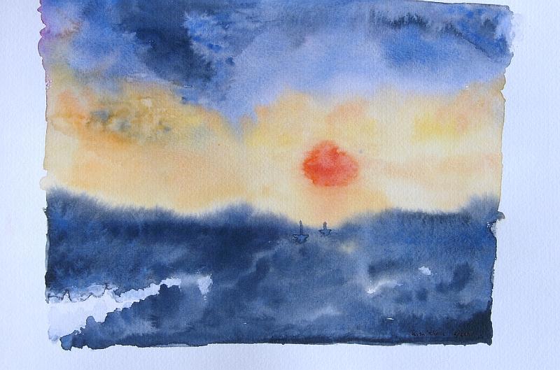 Solen-over-havet